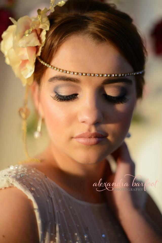 bridal make-up northern ireland