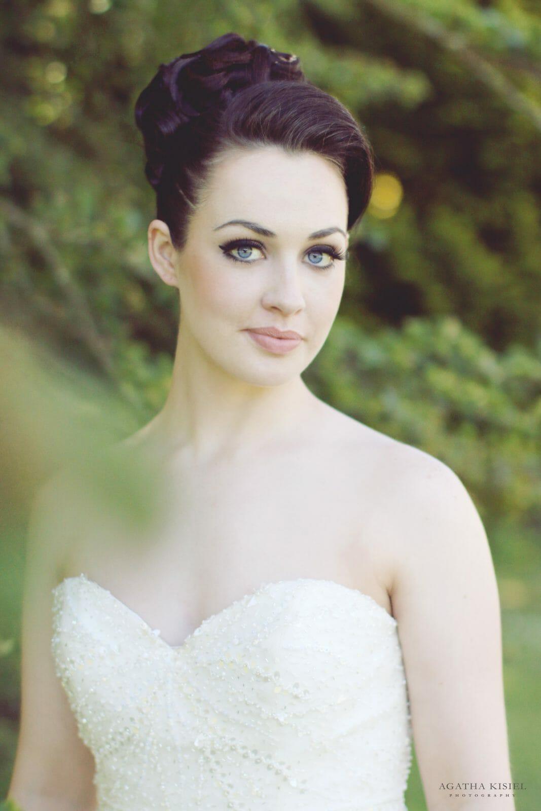 natural bridal make-up northern ireland