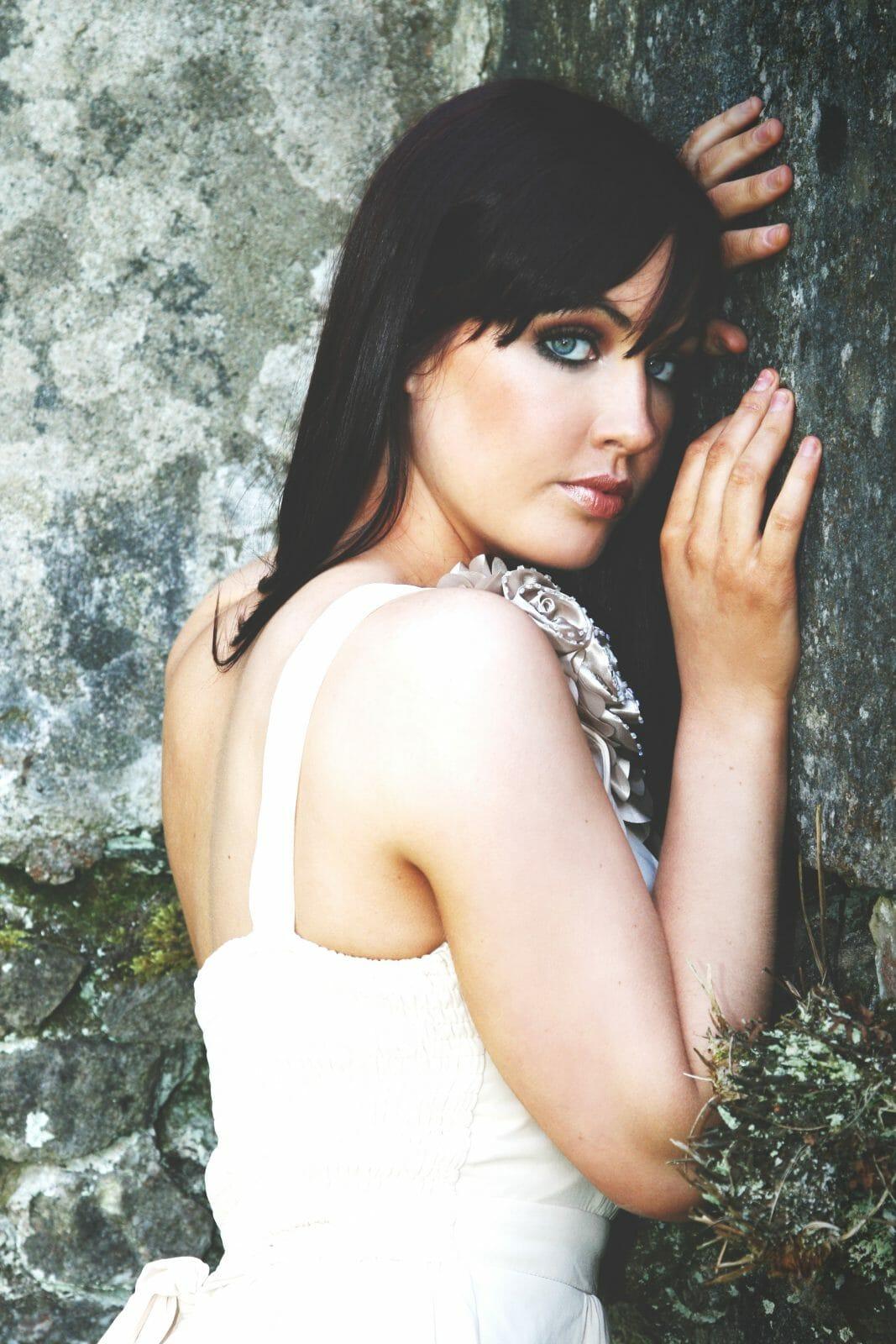 photographic make-up by make-up artist agatha kisiel northern ireland